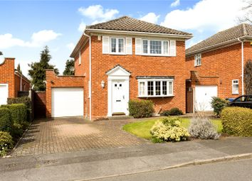 Thumbnail 4 bedroom detached house for sale in Harrington Close, Windsor, Berkshire
