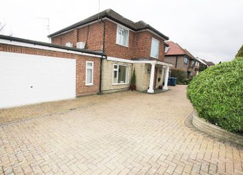 Thumbnail 4 bed detached house for sale in Glanleam Road, Stanmore, Greater London.