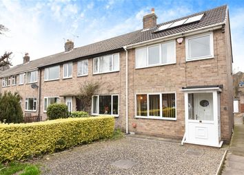 Thumbnail 3 bed town house for sale in Kirk Lane, Yeadon, Leeds
