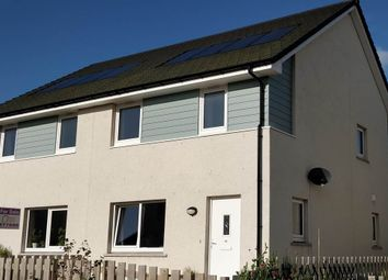 Thumbnail 4 bed semi-detached house for sale in Busant Drive, Kirkwall, Orkney