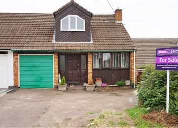 Thumbnail 4 bed semi-detached house for sale in Greville Road, Warwick