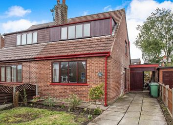 Thumbnail 3 bed bungalow for sale in Longshaw Close, Billinge, Wigan