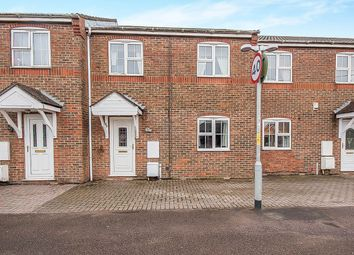 Thumbnail 2 bed terraced house for sale in Leverington Common, Leverington, Wisbech