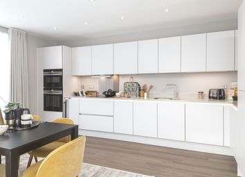 Thumbnail 2 bed flat for sale in Plot 129, Central Square Apartments, Acton Gardens, Bollo Lane, Acton, London