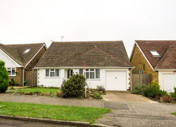 Thumbnail 3 bed detached bungalow for sale in Alfriston Park, Seaford