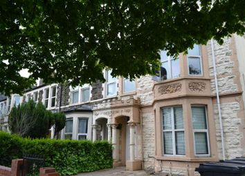 Thumbnail 1 bed flat to rent in 151, Richmond Road, Roath, Cardiff, South Wales