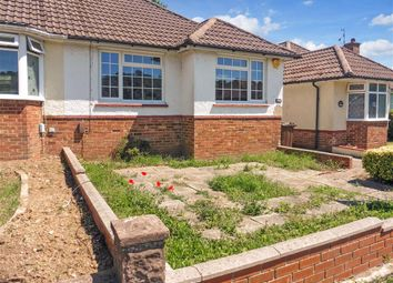 Thumbnail 2 bed semi-detached bungalow for sale in Mile Oak Road, Portslade, East Sussex