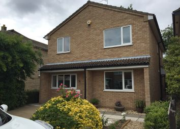 Thumbnail 1 bed town house to rent in Pakenham Close, Cambridge CB4, Chesterton