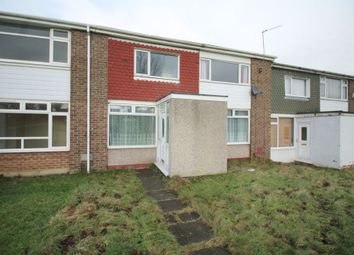 Thumbnail 3 bed terraced house for sale in Branksome Green, Darlington