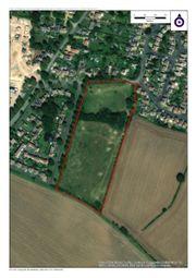 Thumbnail Land for sale in Tunkers Lane, Bury, Hunts, Cambridgeshire