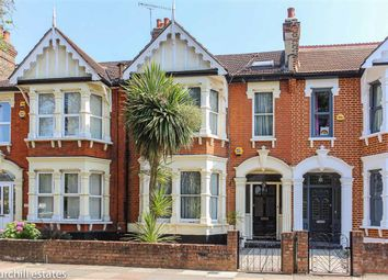 Thumbnail 4 bed terraced house for sale in Empress Avenue, Wanstead, London