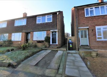 Thumbnail 3 bedroom end terrace house to rent in Knaphill, Woking