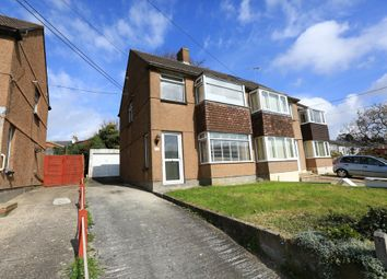 Thumbnail 3 bed semi-detached house for sale in Shute Park Road, Plymstock, Plymouth