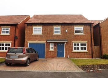 Thumbnail 4 bed detached house to rent in Hamilton Way, Lincoln