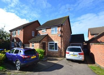 Thumbnail 3 bed detached house to rent in Mill Meadow, Kingsthorpe, Northampton
