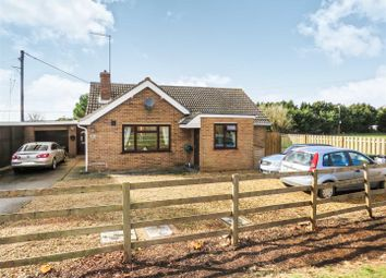 Thumbnail 3 bed detached bungalow for sale in Herne Road, Ramsey, Huntingdon