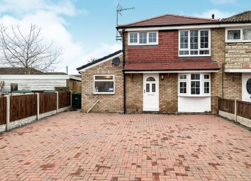 3 bed semi-detached house for sale in Brackendale, Elton, Chester CH2