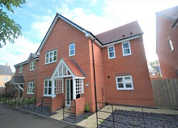 Thumbnail 4 bed detached house for sale in Kestrel Row, Warwickshire