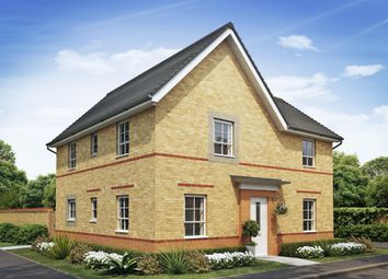 "Thumbnail 4 bedroom detached house for sale in ""Alderney"" at Beech Croft, Barlby, Selby"