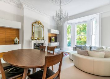 Thumbnail 1 bed flat to rent in Lower Addison Gardens, Kensington