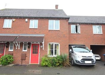 Thumbnail 4 bed terraced house for sale in Paddock Way, Hinckley