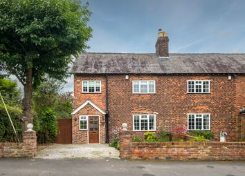 Thumbnail 4 bedroom cottage for sale in Reddish Hall Cottages, Broad Lane, Grappenhall