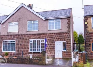 Thumbnail 2 bed semi-detached house for sale in Cavendish Street, Leigh, Lancashire