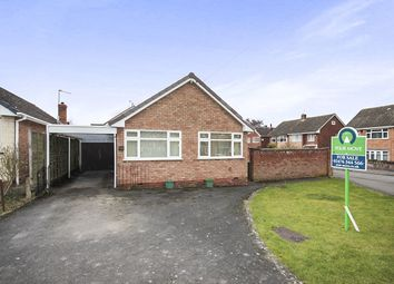 Thumbnail 2 bed bungalow for sale in Pennine Way, Nuneaton