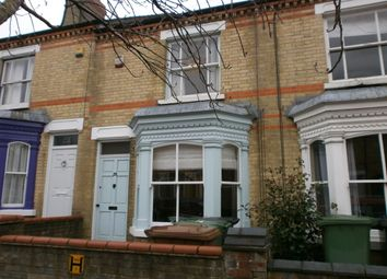 Thumbnail 2 bedroom terraced house to rent in Queens Road, Fletton, Peterborough