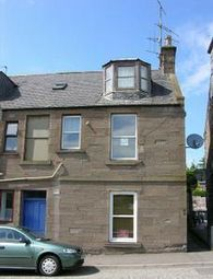 Thumbnail 1 bed flat to rent in Park Road, Brechin