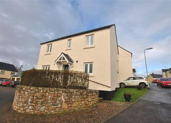 Thumbnail 3 bed link-detached house for sale in Strawberry Fields, North Tawton