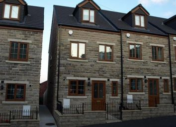 Thumbnail 3 bed town house to rent in Beckett Street, Barnsley