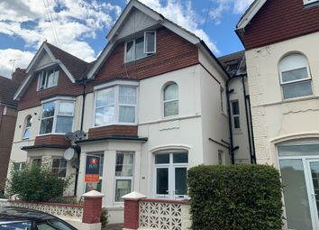 Thumbnail 2 bed flat for sale in Wickham Avenue, Bexhill-On-Sea