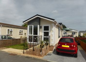 Thumbnail 2 bed mobile/park home for sale in Albert Avenue, Penton Park, Chertsey