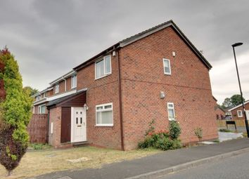 Thumbnail 1 bed flat to rent in Resida Close, Lemington Rise, Newcastle Upon Tyne