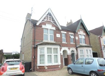 Thumbnail 1 bed flat to rent in Eastfield Road, Peterborough