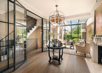 Earls Court Road, Kensington, London W8. 7 bed end terrace house