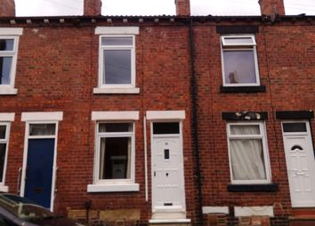 Thumbnail 2 bed terraced house for sale in Bowman Street, Agbrigg, Wakefield