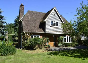 Thumbnail 4 bed detached house for sale in Ermin Street, Woodlands St Mary, Berkshire