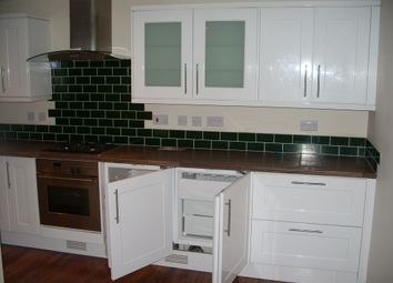Thumbnail 1 bed terraced house to rent in Lucas Gardens, Luton