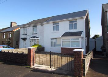 Thumbnail 3 bed property to rent in Uxilla Terrace, Bridgend