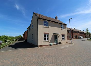 Thumbnail 4 bed detached house for sale in Ivy Bank, Witham St Hughs, Lincoln