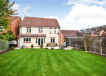 Thumbnail 5 bed detached house for sale in Thomas Firr Close, Quorn, Loughborough