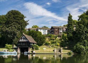 Thumbnail 2 bed flat for sale in Cariad Court, Goring On Thames