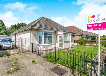 Thumbnail 2 bedroom detached bungalow for sale in Brixey Road, Parkstone, Poole