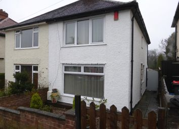 Thumbnail 2 bedroom semi-detached house for sale in Charnwood Grove, Hucknall, Nottingham