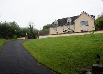 Thumbnail 5 bed detached house for sale in Bronwydd Arms, Carmarthen