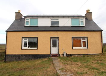 Thumbnail 3 bedroom detached house for sale in 34B Lower Bayble, Isle Of Lewis