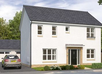 "Thumbnail 5 bed detached house for sale in ""The Amersham"" at Blantyre, Glasgow"