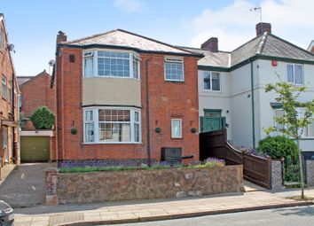 Thumbnail 3 bed link-detached house for sale in Westcotes Drive, Westcotes, Leicester